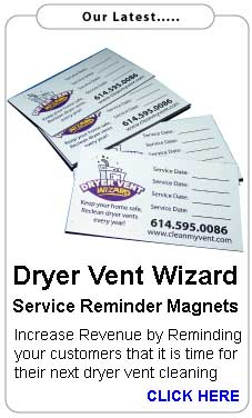 dryer vent wizard magnets
